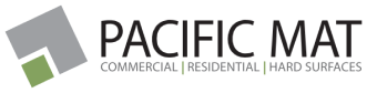 pacific mat flooring logo